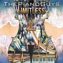 Limitless ( Music CD) New from Piano Guys