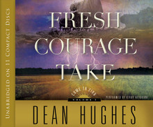Come to Zion Vol 3: Fresh Courage Take (Book on CD) *