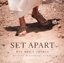 Set Apart: Beloved Missionary Hymns - Music CD *