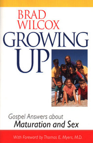 Growing Up: Gospel Answers about Maturation and Sex (Paperback) *
