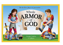 Whole Armor of God (Game) *