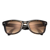 Ray-Ban Wayfarer Folding Classic Sunglasses (Tort)