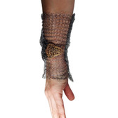 Cavender Metalworks Knitted Mesh Victorian Cuff