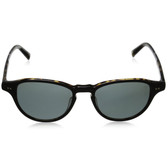 John Varvatos V600 Grand Polarized Sunglasses (Black)