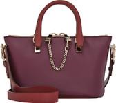 Chloe Baylee Two-tone Mini Shoulder Bag