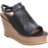 Derek Lam Malta Wood Wedge Sandal