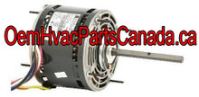 OEM 1/2 HP - 115V Direct Drive Furnace Blower Motor Canada