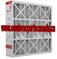 """OEM Honeywell Model # FC100A1011 20x20. MERV 11 Rated. Actual size 19 1/2"""" x 19 3/4"""" x 4 3/8"""". Case of 5"""