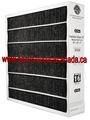 Lennox Healthy Climate X7935 Carbon Clean MERV 16 Media Filter 20x20x5