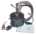 HC37XE216 1/6HP 1075RPM 208-230V Motor