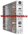 "Lennox X6673 - Healthy Climate HCF20-10 MERV 10 20"" x 25"" x 5"" case of 6"