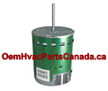 Evergreen ECM Blower Motor GE 6005 HP 1/2 AMPS 6.7 Volts 115-230