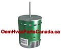 Evergreen ECM Blower Motor GE 6010 HP 1 AMPS 11 Volts 115-230