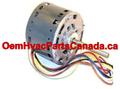OEM Carrier Blower Motor HC37AE114 RPM:1075 Speed: 3