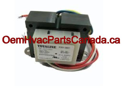 Transformer P201 3401 Totaline 120 208 240 24v Carrier Bryant