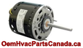 Carrier, Bryant, Totaline P257-8587 Blower Motor 1/3 HP, 230Volts