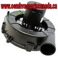 Fasco a163 FB-RFB547,7021-9450 Furnace Exhaust Motor