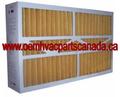 OEM Merv 11 Product Number M0-1056: 15-3/8 x 21-7/8 x 5-1/4