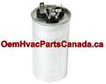 Air Conditioner 35+5 uf MFD 370 Round Dual Run Capacitor