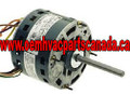 Canada GE Blower Motor 3589 - 3/4HP 115V 1075 3 Speed
