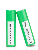SAMSUNG 25r 18650 2500mAh (PAIR) Batteries