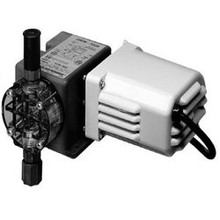 AQUA-PURE APMP100A Chemical Feed Pump 230 Volt/60 Hz Metering Chemical Feed System