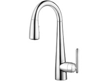 Price Pfister Lita GT72-SMCC Pull-Down Bar Faucet - Chrome