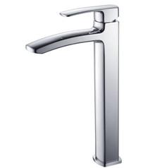 Fresca FFT9162CH Single Hole Vessel Mount Bathroom Vanity Faucet - Chrome