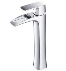Fresca FFT3072CH Single Hole Vessel Mount Bathroom Vanity Faucet - Chrome
