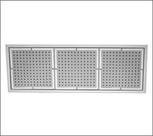 Aquabrass 803PC Aquabrass 8'' X 24'' Ceiling Mount Recessed Shower Tile Showerhead - Chrome
