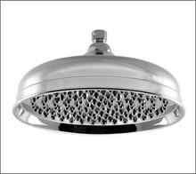"Aquabrass 2510BN 10"" Rain Showerhead - Brushed Nickel"