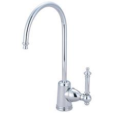 Kingston Brass Water Filtration Filtering Faucet - Polished Chrome KS7191TL