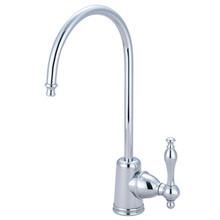 Kingston Brass Water Filtration Filtering Faucet - Polished Chrome KS7191NL