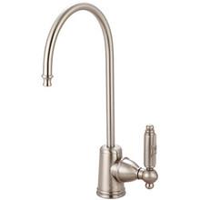 Kingston Brass Water Filtration Filtering Faucet - Satin Nickel KS7198GL