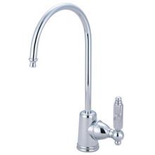 Kingston Brass Water Filtration Filtering Faucet - Polished Chrome KS7191GL