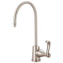 Kingston Brass Water Filtration Filtering Faucet - Satin Nickel KS7198FL