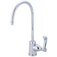 Kingston Brass Water Filtration Filtering Faucet - Polished Chrome KS7191FL