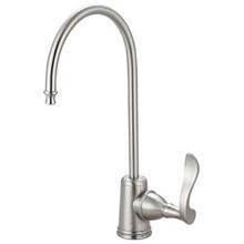 Kingston Brass Water Filtration Filtering Faucet - Satin Nickel KS7198CFL