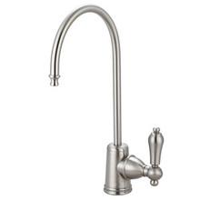 Kingston Brass Water Filtration Filtering Faucet - Satin Nickel KS7198AL