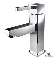 Fresca  FFT1030CH Single Hole Lav Vanity/Bathroom Faucet  - Chrome