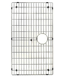 "Vigo VGG3318 33"" x 18"" Kitchen Sink bottom Grid - Stainless"