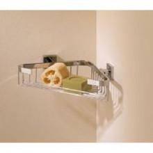 Valsan Braga 67689CR Corner Soap Basket - Chrome