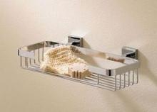 """Valsan Braga 67682CR 11 13/16"""" Medium Soap Basket- Chrome"""