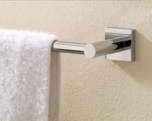 """Valsan Braga 67645CR 19 11/16"""" Towel Bar - Chrome"""