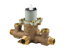 Price Pfister 0X8-340A Pressure Balanced Rough In Valve with Stops for Tub/Shower Faucet