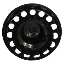 Opella 797.06 Basket Strainer Replacement - Glossy Black