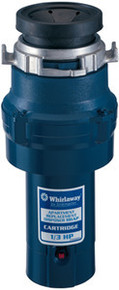 Waste King 191PC-AP 1/3 HP Continuous Feed Garbage Disposal - Ez Mount