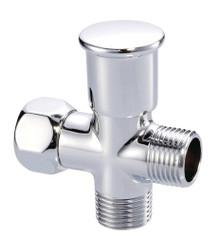 Danze D481350 Push & Pull Shower Arm Diverter - Chrome