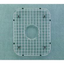 """Houzer WireCraft BG-3400 12 3/8"""" x 16 1/8"""" Bottom Grid for Sink - Stainless Steel"""