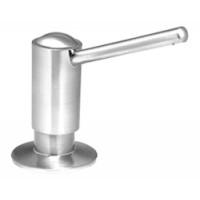 Mountain Plumbing MT100 PW Soap/Lotion Dispenser - Polar White